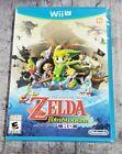 The Legend of Zelda: The Wind Waker HD (WII U, 2013) SEALED