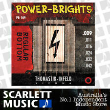 Thomastik-Infeld PB-109 Power Bright Regular Bottom Electric Guitar Strings 9-42