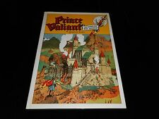 Harold Foster : Prince Valiant : La révolte des saxons EO Zenda 1988