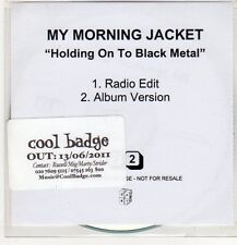 (EP122) My Morning Jacket, Holding On To Black Metal - 2011 DJ CD