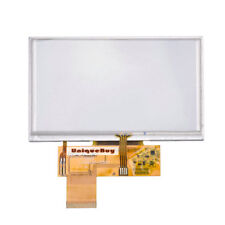 "5.0"" Inch TFT LCD Module + Touch Panel High Resolution 800 x 480 Dots 40Pin"