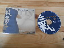 CD Pop Toni Cottura - Fly (2 Song) Promo / EASTWEST / WEA sc