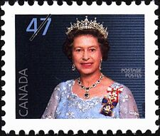 [CF5244] Canadá 2000, Reina Isabel II (MNH)