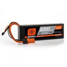 Spektrum 5000mAh 2S 7.4V 100C Smart LiPo Hardcase; IC5 SPMX50002S100H5