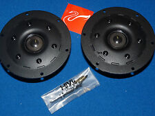 HiVi Tweeter SS1 II. Smooth Sweet High Tone. Excellent Quality. One Pair.