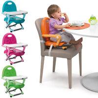 Chicco Rehausseur de siège tiroir Snack chaise haute bébé d'appoint