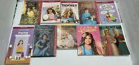 American Girl Doll Books Lot Elizabeth Kanani Mystery Tenny Smart Girl's Guide