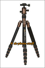 MeFoto RoadTrip A1350Q1 Aluminium Tripod Monopod Kit CHOCOLATE * EXPRESS SHIP