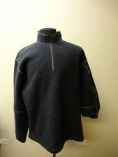 KUHL Charcoal Gray Polyester Blend Ribbed Half Zip Pullover Sweater XXL HH5020