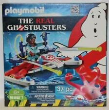Playmobil 9387 The Real Ghostbusters Zeddemore with Aqua Scooter