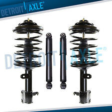 Honda Pilot Acura MDX Struts Spring Assembly + Shock Absorbers All Front & Rear