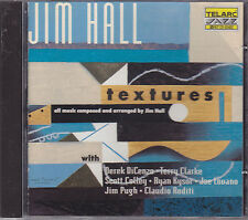 JIM HALL - textures CD