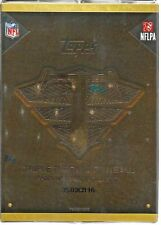 2013 Topps Triple Threads Football Sealed Box Of 2 Packs 2 Autographs Per Box!