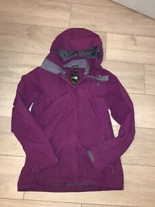 Ladies The North Face Gortex Jacket Size 10