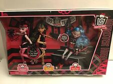 MONSTER HIGH FEARLEADING 3-PACK-DRACULAURA-CLEO-GHOULIA