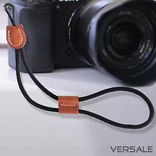 Trageschlaufe Kamera Handschlaufe Handgelenk Schlaufe Leder Kompaktkamera Handy