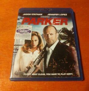 Parker Blu-ray Jason Statham , Jennifer Lopez