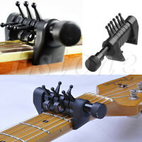 Acoustic Guitar FA-20 Capo Strings Multifunction Open Tuning Spider Chords New