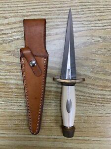"""Randall Model 13; 6"""" (1/2 Of King Faisal Set) Ivory Knife"""