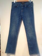 Lucky Brand Womens 8 29 Classic Rider Medium Wash Straight Leg Pants Jeans