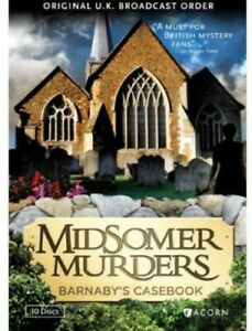 Midsomer Murders: Barnaby's Casebook [New DVD]