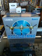 Franklin Mint Armour Collection 1:48 Diecast P-38 Lightning US WWII ART 98114