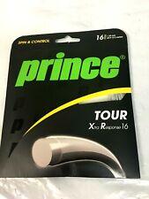 Prince Tour XR 16G Tennis String Silver - 9Q_29
