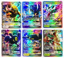 New Flash Card Lot 100EX+MEGA Mix Cards Lots Guaranteed Full Art US Hot Cards
