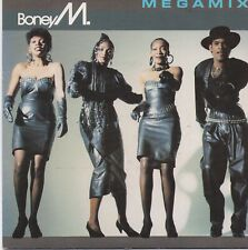 Boney M-Megamix vinyl single