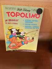 Topolino Italian disney comics 1980