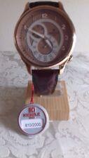KIENZLE AUTOMATICO SERIE LIMITATA ACCIAIO LUCIDO PLACCATO ORO COD.810/2000