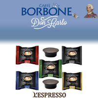 100 CAPSULE COMPATIBILI A MODO MIO CAFFÈ BORBONE