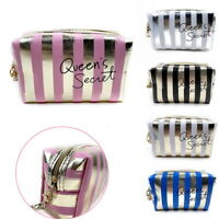 Women Makeup Cosmetic Toiletry Wash Bag Case Multifunction Pouch Zip Organizer s