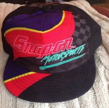 Snap On Tools Collectable Motorsports Cap LIMITED COLORFUL 90s  RARE