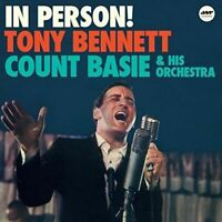 Bennet, Tony & Count Basie and His Orchestra (New Vinyl)