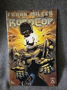 Robocop #3 NM Frank Miller Cover Avatar Press