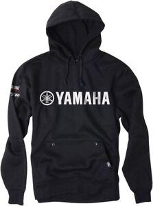 FACTORY EFFEX-APPAREL 16-88234 Yamaha Team Pullover Hoodie Lg