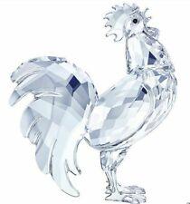 Swarovski Crystal Rooster Mib #5135943