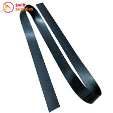 """Natural Rubber Insertion Strip - 3mm (1/8"""") Thick x 50mm Wide x 10 Metres Long"""