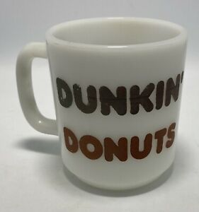 Vintage Dunkin' Donuts Glasbake 79 Mug
