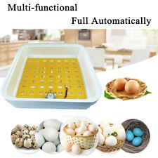55 Egg Digital Incubator Hatcher Bird Chicken Duck Automatic Hatcher Machine Us