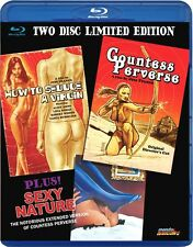 COUNTESS PERVERSE/HOW TO SEDUCE A VIRGIN Mondo Macabro JESS FRANCO TRIPLE BILL