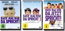 SET Kuck mal wer da Spricht 1-3 DVD deutsch, 1,2,3, Triologie, Guck, Jetzt neu