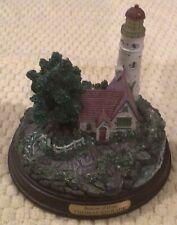 Thomas Kinkade Lighthouse Statue- Beacon Of Hope