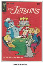The Jetsons #29 (Jan 1969, Western Publishing) f/vf