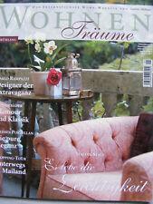 Garten & Wohnen Träume Zeitschrift Nummer Frühling Magazin Wohnen Rezepte 1 2004