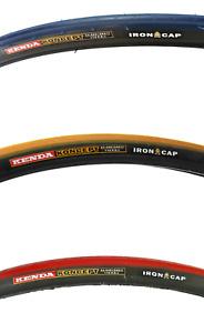 "Kenda K-191 24"" x 1"" (23-540) Road Bike Wheel Chair Tyre Iron Cap Anti Puncture"