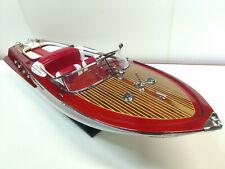 Riva - Aquariva - bateau bois - 86 cm