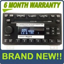 NEW 03 04 05 LINCOLN Aviator OEM SOUND MARK Radio 6 Disc Changer MP3 CD Player