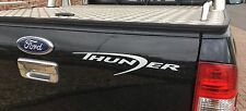 FORD RANGER Thunder Rear Tailgate Replacement vinyl Decal / sticker.